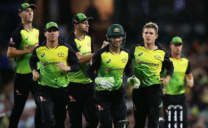 Australia vs England T20I Live Score
