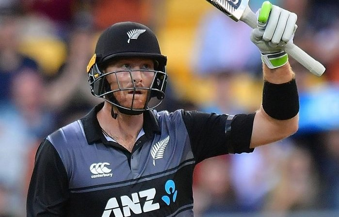 Martin Guptill complete 100 t20 international sixes