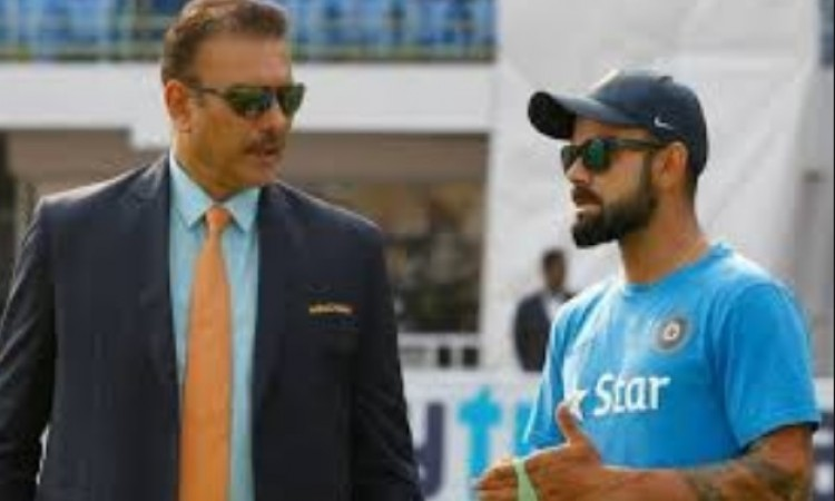 Images for Kohli-Shastri combine could do well with Dravid inputs (Column: Just Sport)