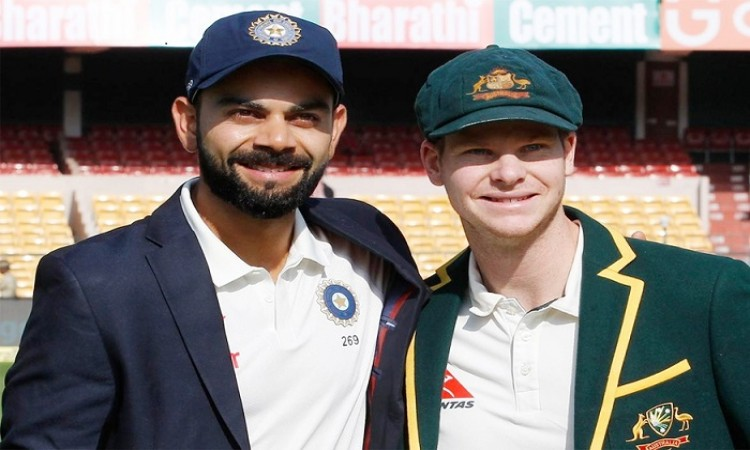 Steve Smith crowned Test Player of the Year