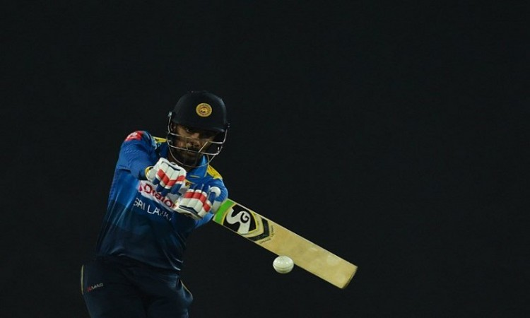 Sri Lanka beat Bangladesh by 6 wickets in 1st T20I