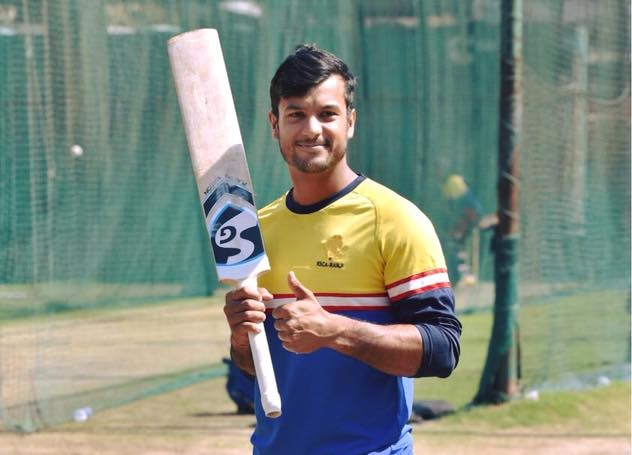 Mayank Agarwal is the first INDIAN to score 2000 runs in Indian domestic season