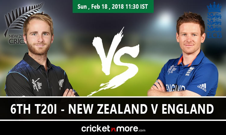 New Zealand elect to field vs England