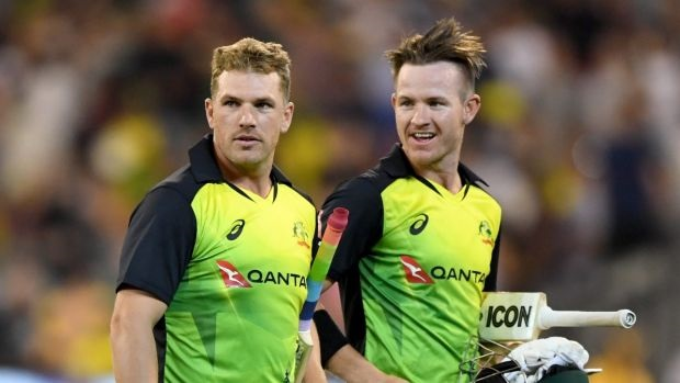 D'Arcy Short says he is best suited to opening role in Australia T20 side