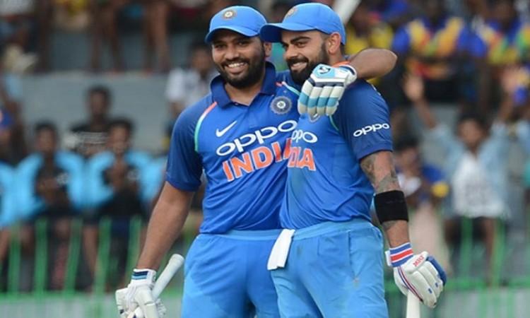 Virat kohli complete 400 runs in ODI series vs South Africa