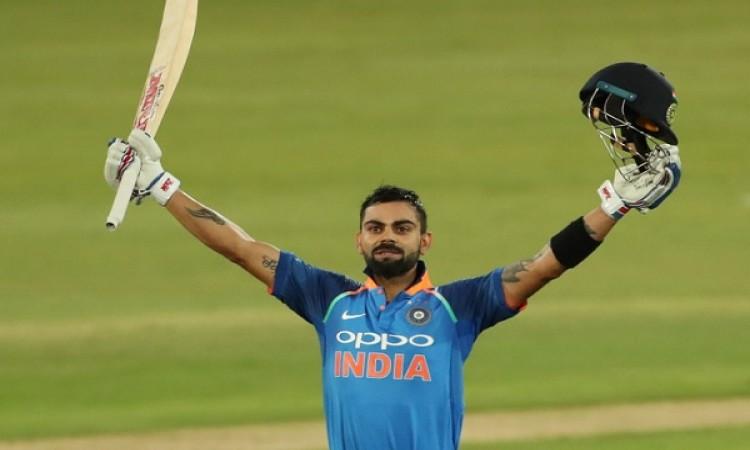 Images for सेंचुरियन वनडे : कोहली के शतक, ठाकुर के चौके ने भारत को दिलाई जीत (राउंडअप)