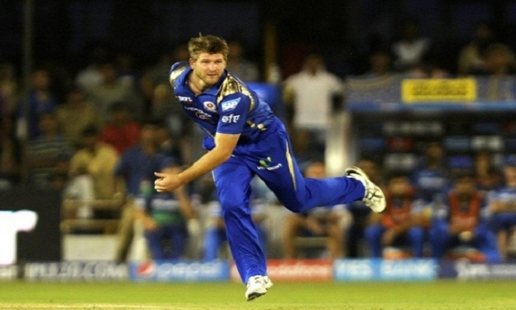 Corey Anderson replaces injured Coulter-Nile in RCB squad Images