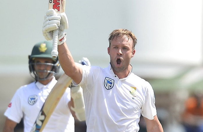 AB de Villiers Test batting rankings