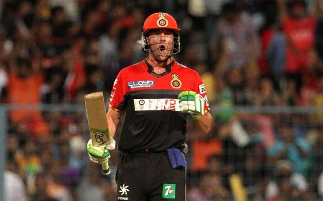 AB de Villiers record in Indian Premier League