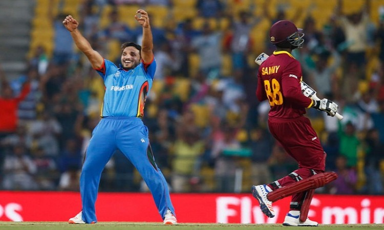 ICC World Cup Qualifier: Afghanistan stun West Indies in final Images