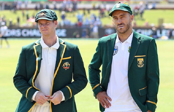South Africa vs Australia 2nd Test Live Score