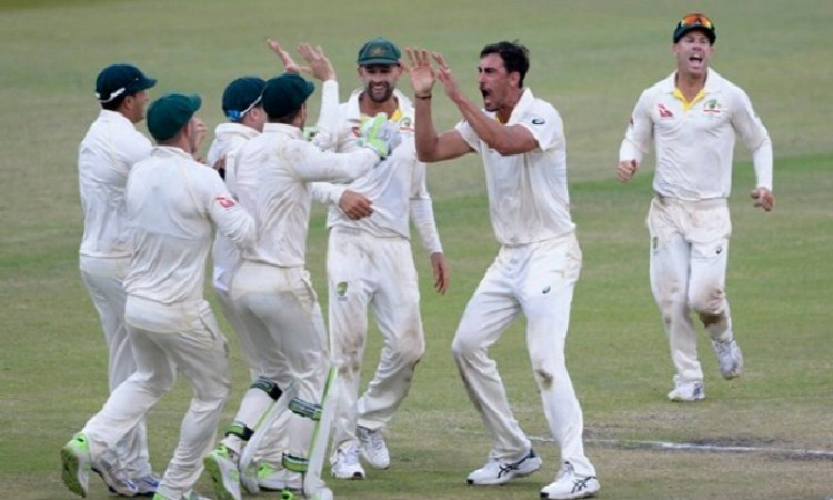 Starc shines in Australia's victory over South Africa Images