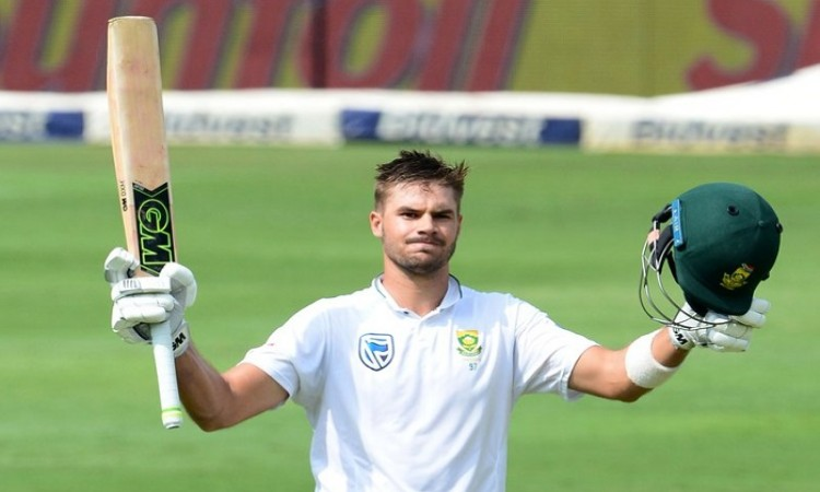 Australia fight back after Aiden Markram's 152
