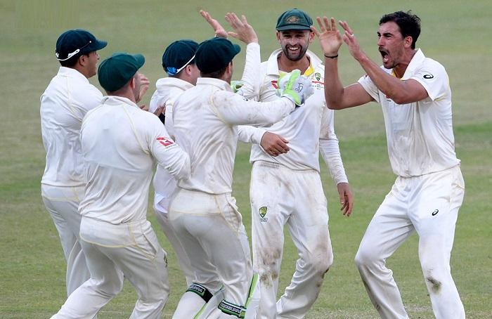 Australia beat South Africa by 118 runs in Duraban Test