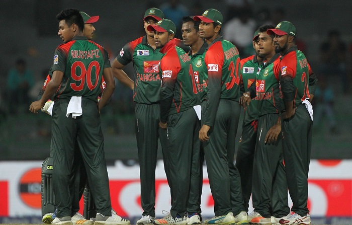 Shakib Al Hasan added to Bangladesh squad for T20I tri-series
