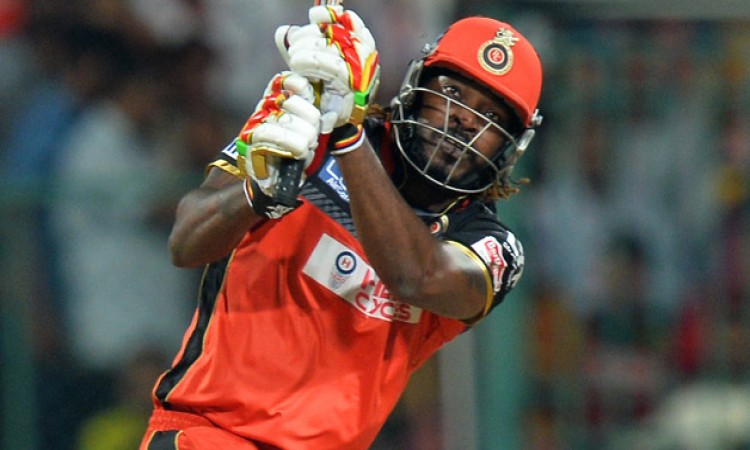 top 5 batsmen with most sixes in ipl