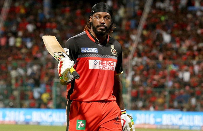 Chris Gayle record in Indian Premier League
