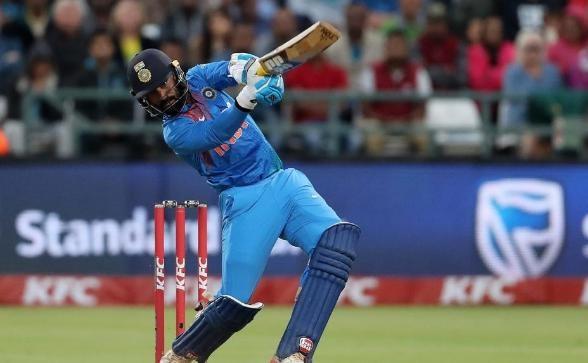 Dinesh Karthik hits last-ball six to take India to Nidahas tri-series trophy