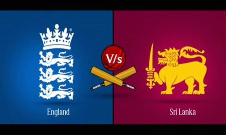 England Tour of Sri Lanka 2018