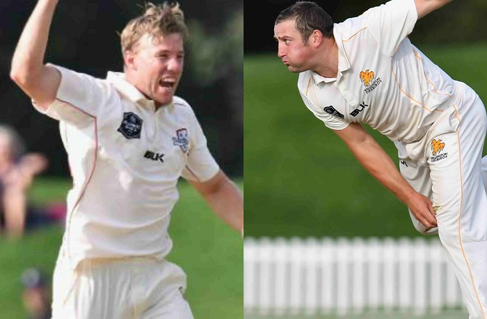 A unique history created in New Zealand's Plunket Shield tournament