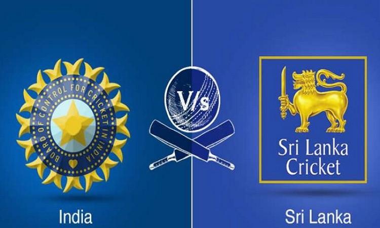 India, Sri Lanka aim to push for final spot  Images