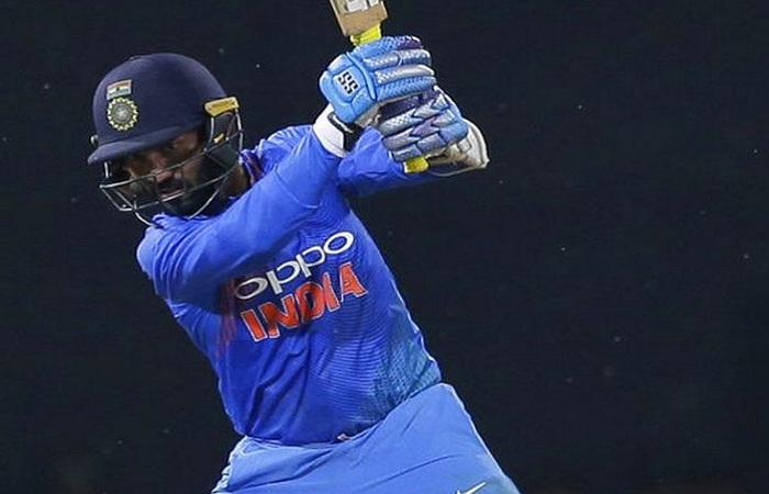 Karthik stars as India beat Bangladesh on a last ball thriller to win Nidahas trophy Images