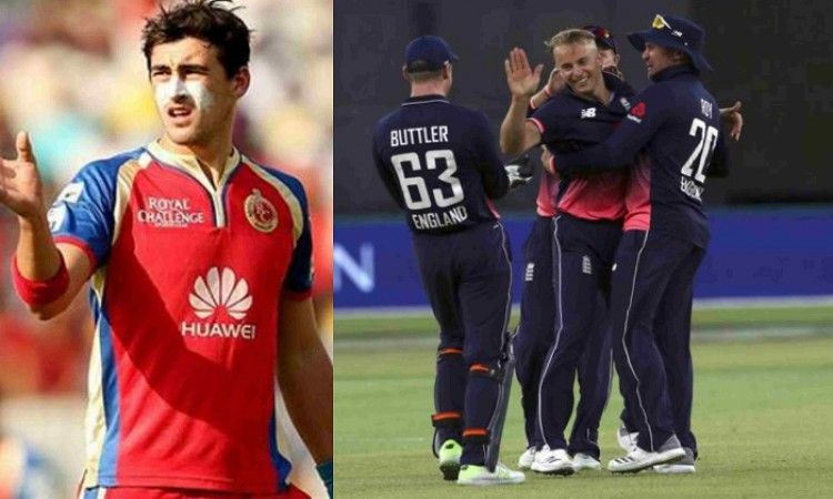 KKR pick England pacer Tom Curran as Mitchell Starc's replacement