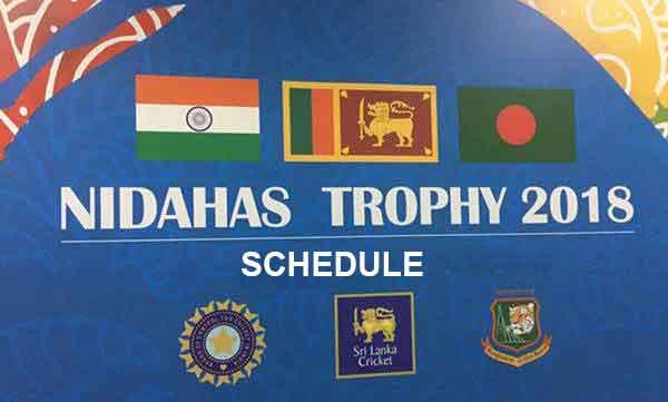 India-SL-Bangladesh Tri-Series