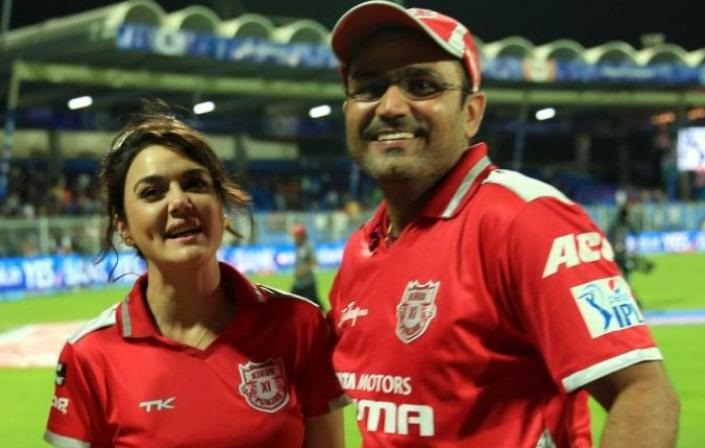 Kings XI Punjab unveil new jersey for upcoming season