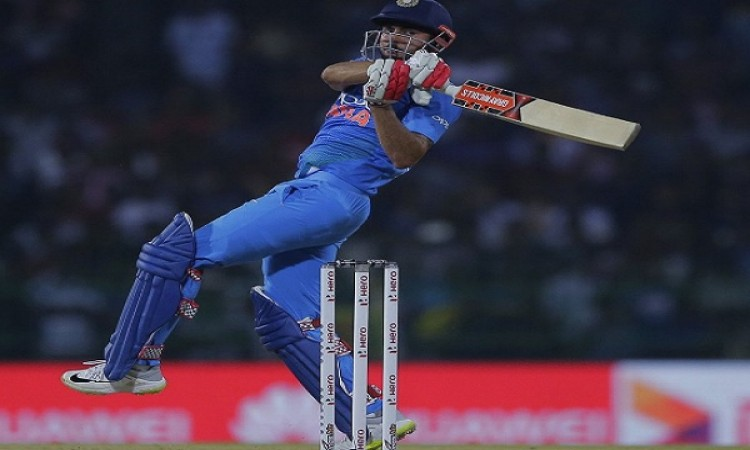भारत ने श्रीलंका को 6 विकेट से हराया,  मनीष पांडे ने खेली मैच जीताऊ पारी