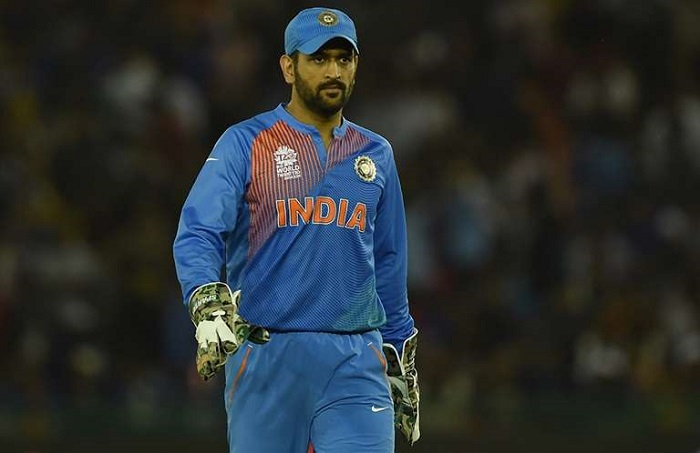 India in Sri Lanka without MS Dhoni since his debut in 2004