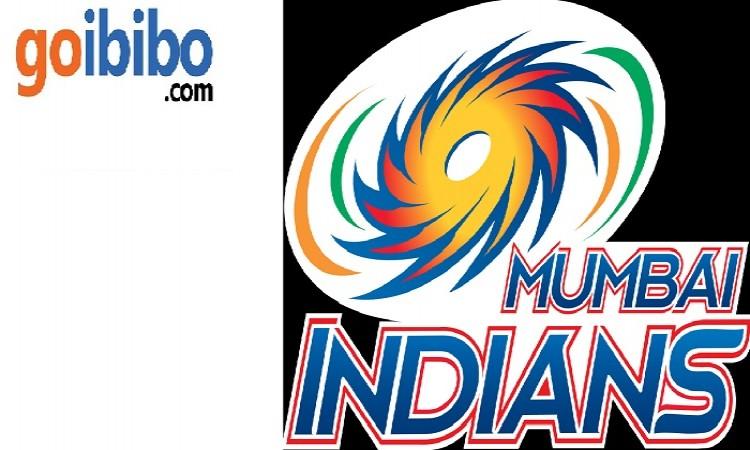 OFFICIAL : Mumbai Indians signed Goibibo as principal sponsors for IPL 2018 Images