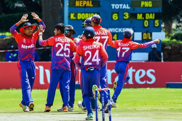 Nepal awarded ODI status for first time