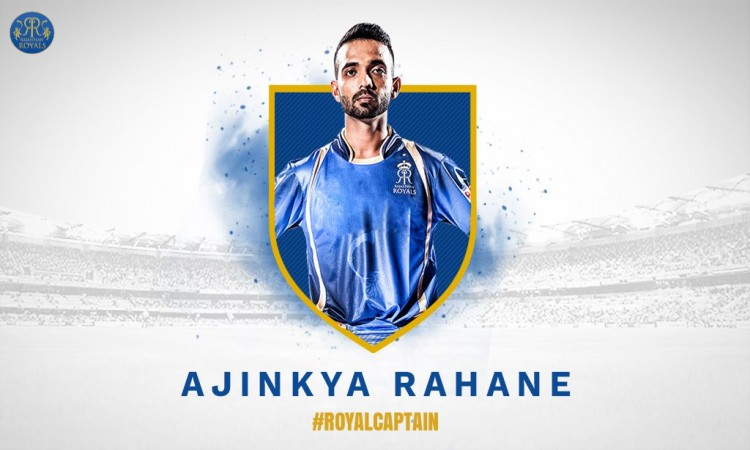 IPL 2018: Rahane replaces Smith as captain of Rajasthan Royals Images
