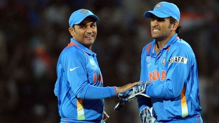 Dhoni's guidance key to India's 2019 WC dreams: Sehwag Images