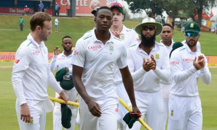 Cricket can expect some good from Cape Town shock  Images