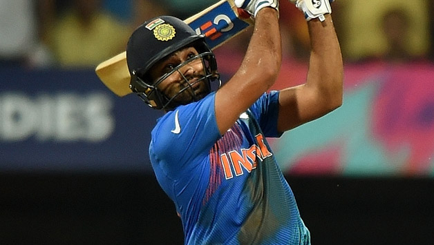 rohit sharma most t20i sixes for india