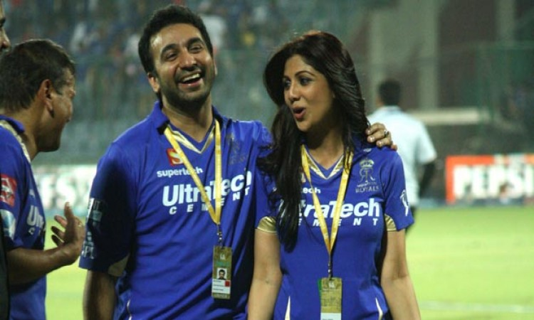 IPL 2018: Ex-Rajasthan co-owner Kundra moves Supreme Court to revoke life ban