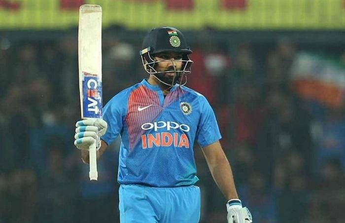 Rohit Sharma complete 7000 t20 runs