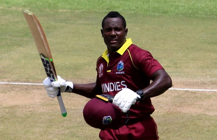 Rovman Powell becomes the first West Indies player