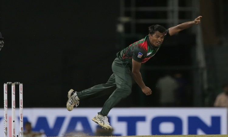 Rubel Hossain seeks forgiveness after nightmarish 19th over
