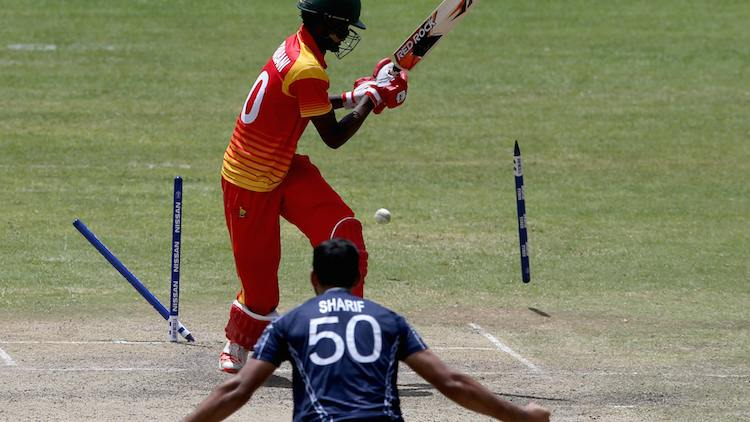 Scotlland vs Zimbabwe