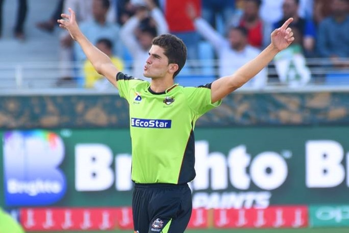 Shaheen Afridi Blows Away Multan Sultans With Magical Spell