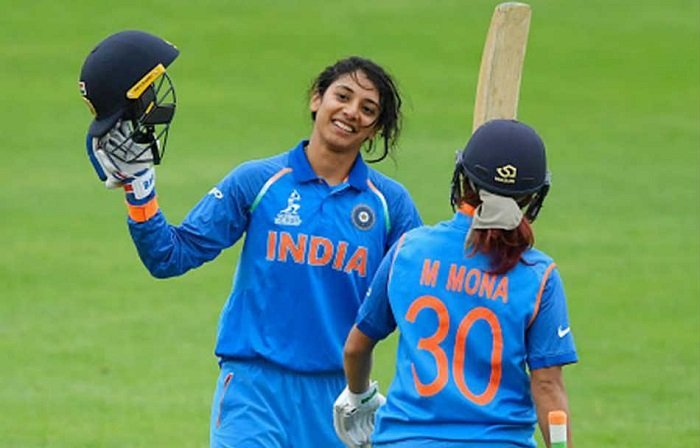 Indian Women Cricket Team beat England by 8 wickets