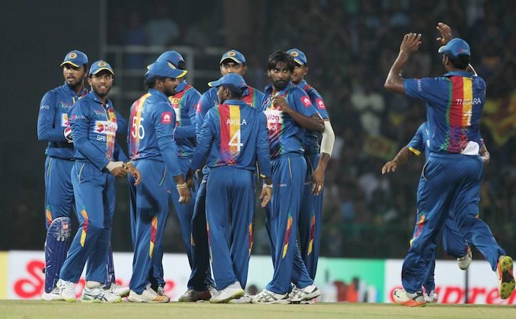 Sri Lanka Team1 Images in Hindi