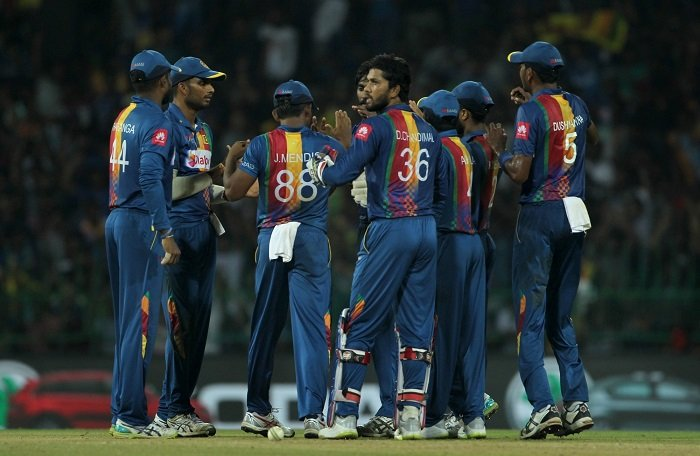 Sri Lanka becomes the first team to lose 50 T20I matches