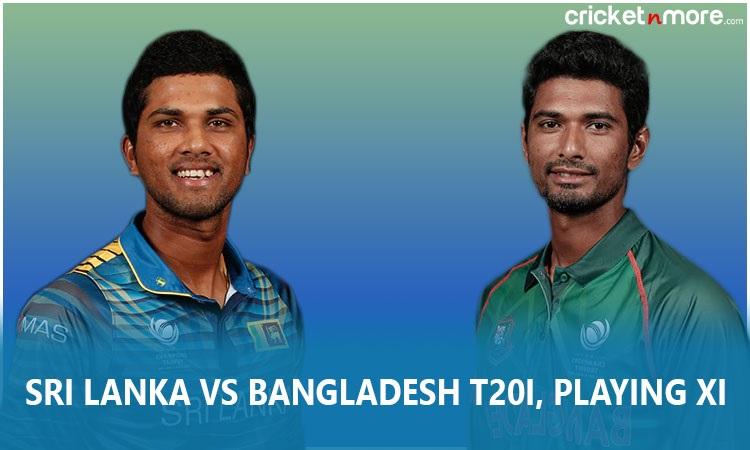 Nidahas Trophy Sri Lanka vs Bangladesh T20I Match Preview
