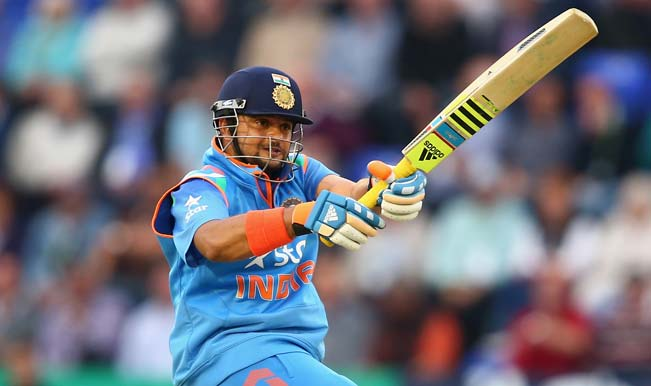 Suresh Raina to complete 1500 T20I Runs