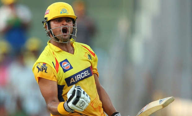 Suresh Raina record in Indian premier league