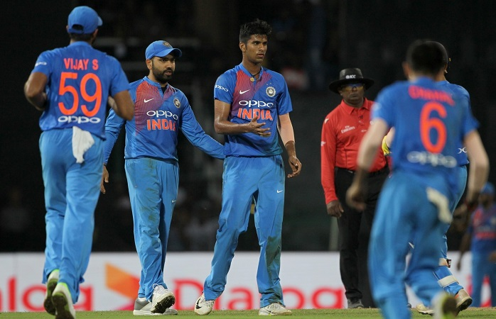 India advance to final with 17-run win over India